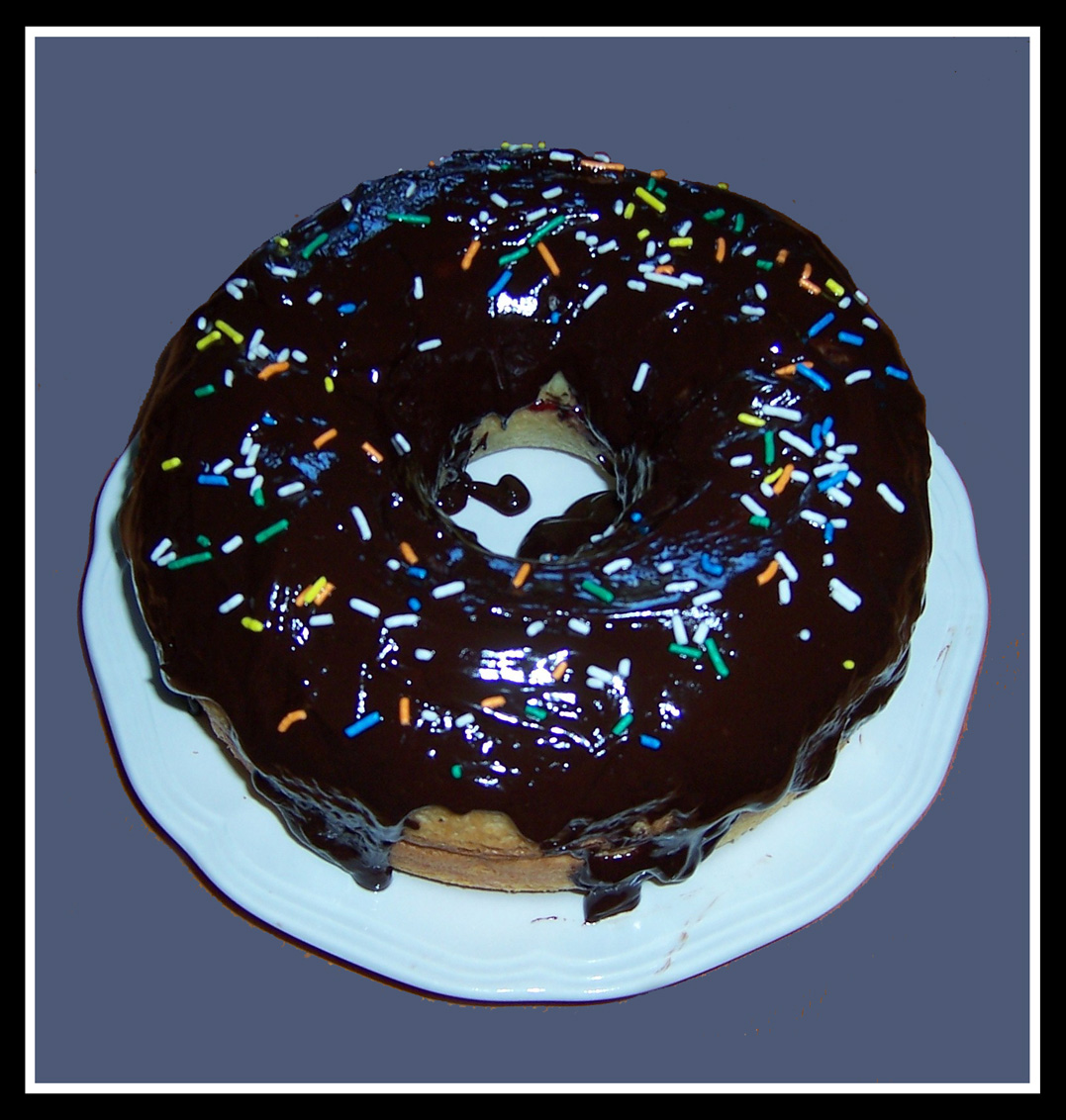 Cake Ring  By    Inch